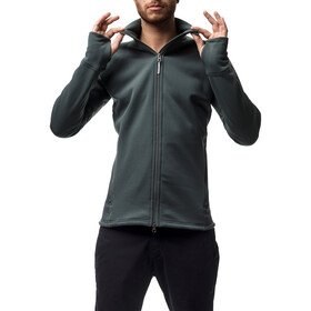 Houdini Power Veste Homme, deeper green